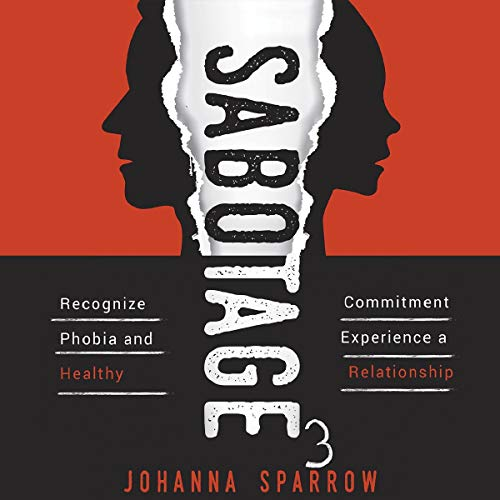 Sabotage 3 audiobook cover art
