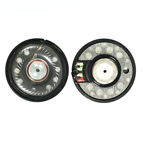 Wnuanjun 10 stücke 50mm 32Ohm Headpnone Lautsprecher Horn 0.05W HiFi Full Range DIY Tragbare Subwoofer Wireless Bluetooth Kopfhörer