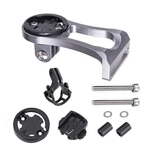 huici fietscomputer montage, aluminiumlegering fiets Stem Extension houder voor GPS/Stopwatch/sport camera -[normaal]