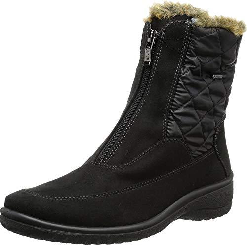 ARA Damen Stiefeletten Da Gore-TEX FrontRV-Stiefel 12-48508-65 schwarz 368000