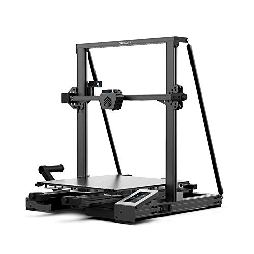 Tresbro Creality CR-6 Max Large Build Volume FDM 3D Printer 400 x 400 x 400mm, 2021 Newest Auto...