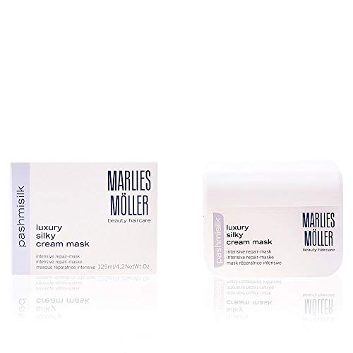 MARLIES MÖLLER Pashmisilk intense cream mask, 1er Pack (1 x 125 ml)