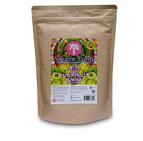 AMLA Fruit Poeder 500G