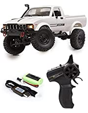 WPLJAPAN [C24-1] WPL 正規品 技適マーク付き 1/16スケール 4WD RCカー ロッククローリング バッテリー付き