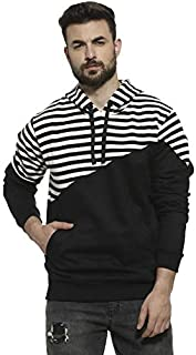 Campus Sutra Men's Cotton Sweatshirt