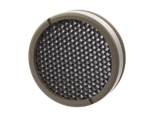 BEGADI Killflash für Reddots mit 33,5mm Objektivdurchmesser, Metall (z.B. für RD-AP, RD-30DC), TAN