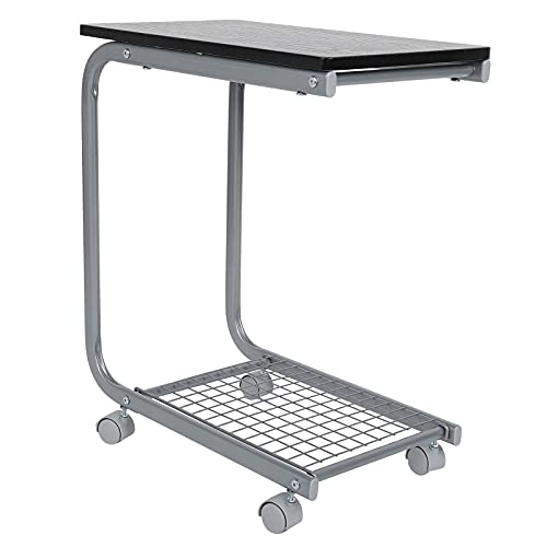 Movable Computer Desk Portable Laptop Table Sofa Trolley Tray Home Workstation Home