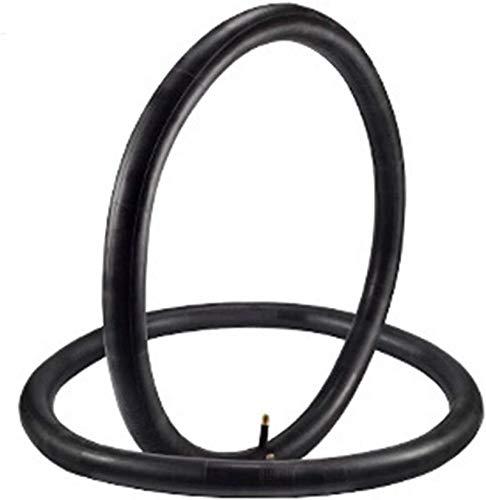 Neumáticos de bicicleta Tubo interior de bicicleta 12/14/16/18/20/24/26 pulgadas Neumáticos espesar MTB Bike Ciclismo Neumáticos tubos de goma (tamaño: 16x2.125 2.4)