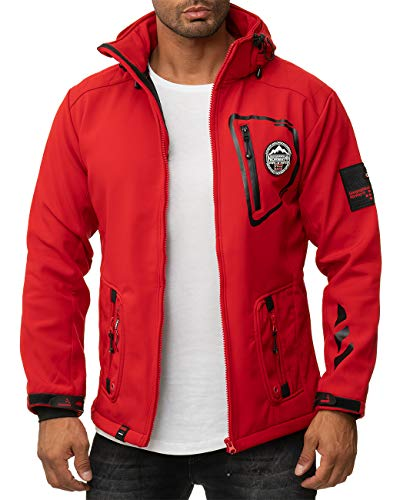 Geographical Norway Bans Production - Chaqueta softshell para hombre