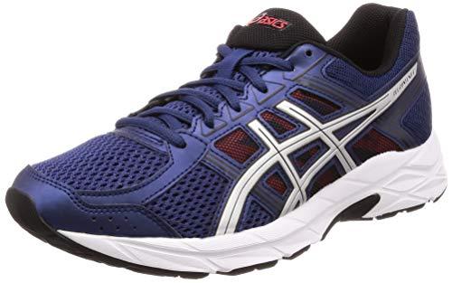 ASICS Gel-Contend 4 Running Shoes - 5 Blue