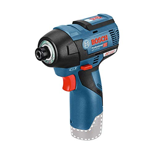 Bosch Professional GDR 12 V-EC Cordless Impact Driver (Without Battery and Charger) - Carton