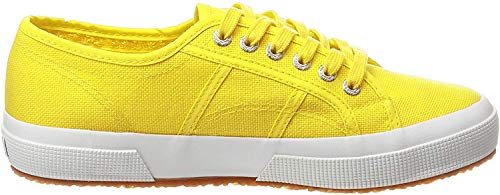 SUPERGA 2750 Cotu Classic, Scarpe da Ginnastica Donna, Giallo (Yellow Sunflower 176), 41.5 EU