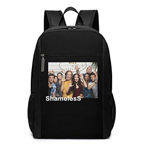 Mochila escolar de viaje, sin vergüenza para póster de TV, mochilas de viaje, escuela, bolsas grandes, bolsa de hombro para portátil para hombres, mujeres y niños