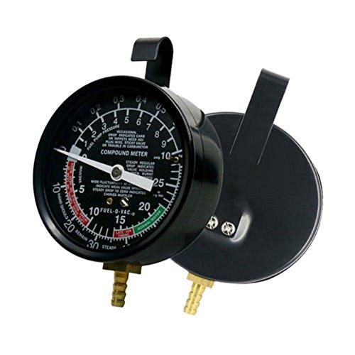 Autool TU-1 Vergaserventil Auto Pumpe Druck- & Vakuum Tester Messgerät Testwerkzeug Kit