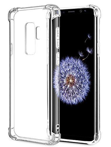 Capa Case Anti Impacto Shock Samsung Galaxy S9+ Plus, Antiqueda, Transparente, SM-G9650