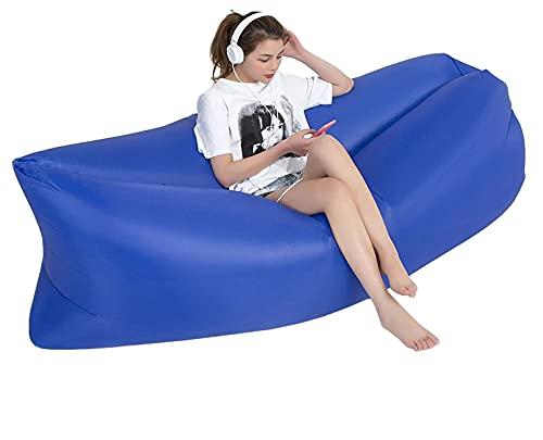 ISO TRADE Luftsack Luftsofa Aufblasbares Sofa Lufteinlass Outdoor 12156