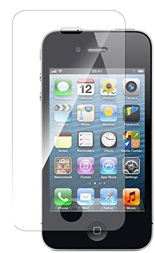 Preisvergleich Produktbild Homiki Displayschutzfolie für Apple iPhone 4 / 6S aus gehärtetem Glas,  besonders robust