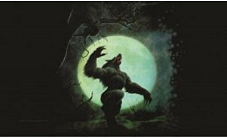 Playmat  Full Moon Werewolf