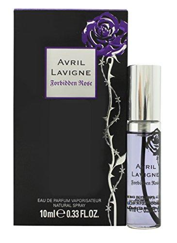 Avril Lavigne Forbidden Rose Women EDP Spray 10ml, 1er Pack (1 x 10 ml)
