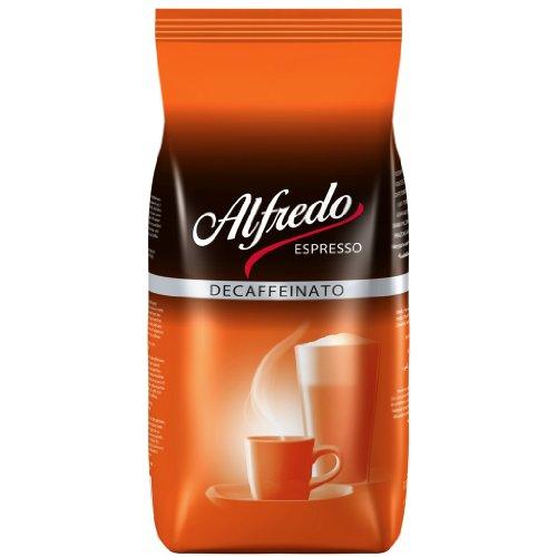 Darboven Alfredo Espresso Decaffeinato - 1kg Kaffee-Bohne entkoffeiniert