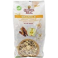 Quinua Real Granola con Manzana y Canela sin Gluten BIO - 360g