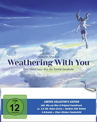 Weathering With You - Das Mädchen, das die Sonne berührte [Limited Collector's Edition] [Blu-ray] (exklusiv bei Amazon.de)