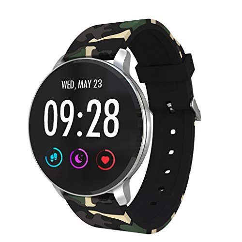 2019 Best Gift!!! Lankcook Smart Watch Android iOS Sports Fitness Calorie Wristband Wear Smart Watch