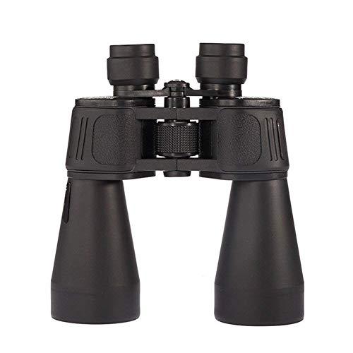 Jumelles de vision nocturne portable haute puissance 60X90 avec lentille HD pour observation des oiseaux, chasse, visite, regarder des événements sportifs et concerts, noir