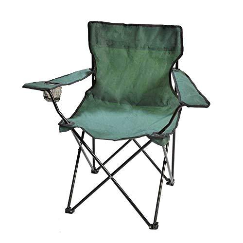 Générique Fauteuil de Camping Pliant Vert
