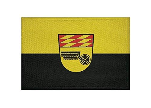 U24 Aufnäher Aulendorf Fahne Flagge Aufbügler Patch 9 x 6 cm