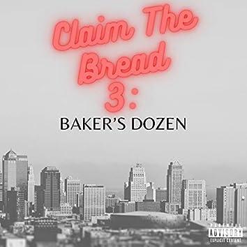 Claim the Bread 3: Baker's Dozen