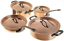 Matfer 915901 Bourgeat Copper Cookware Set