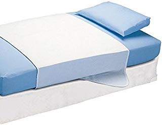 "Platinum Care Pads Saddle Style Extra Absorbent Soaker Mattress Pad (34"" x 36"") Green"