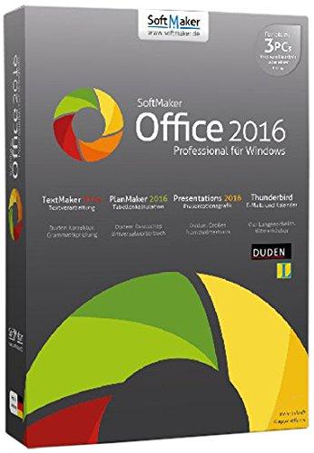 SoftMaker Office Professional 2016 für Windows [import allemand]