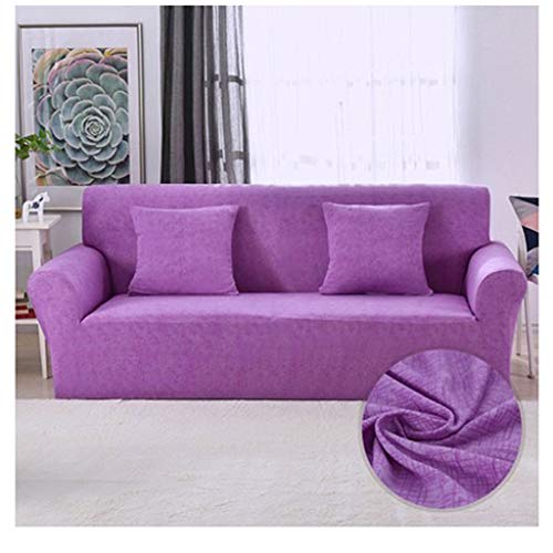 Funda de sofá universalFunda de sofaFunda fundaprotectora elástica elástica lavable duradero a prueba de polvo sofá suave alto elástico ajuste antideslizante muebles de moda funda protectora lavable