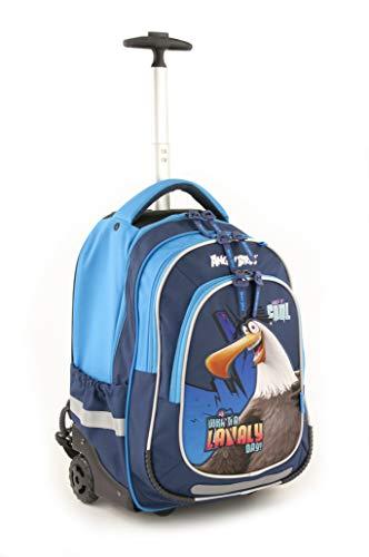 Angry Birds 19AB-201-EI - Mochila, 48 cm, 32 L, diseño de Eagles Island