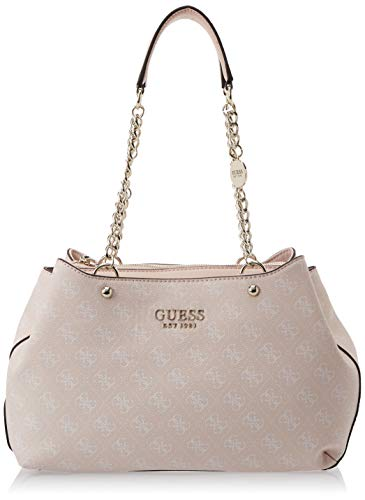 Guess Lorenna Girlfriend Satchel Blush