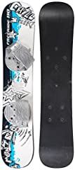 IDEAL FOR BEGINNER SNOWBOARDERS – This snowboard is appropriate for children ages 5 to 15. It is perfect for entry-level snowboarding, making it a great fit for novice kids. CUSTOMIZE AND DESIGN YOUR OWN GRAPHICS – The amazing surface of this board b...