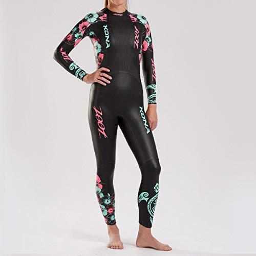 Zoot Ladies Kona Muta con Borsa in Neoprene Yamamoto, Ideale per Il Triathlon e Il Nuoto in acque libere Dimensione M