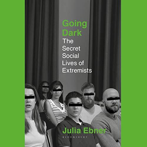 Going Dark cover art