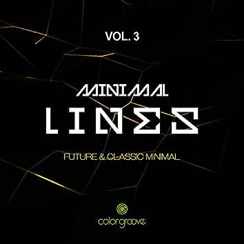 Minimal Lines, Vol. 3 (Future & Classic Minimal)