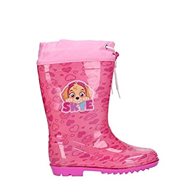 The Paw Patrol, Rain Boot Unisex-Baby, Rosa, 4 años por The Paw Patrol