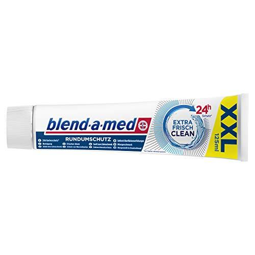 Blend-a-med Rundumschutz Extra Frisch Clean Zahnpasta (1 x 125 ml)