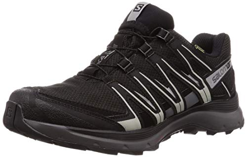 SALOMON Men's XA Lite Waterproof Trail Running Shoes (Black)