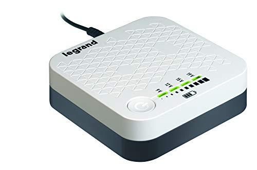 Legrand SAI/UPS Keor DC 311081, 25W, SCHUKO, para garantizar la continuidad del suministro de energia en todos tus dispositivos domésticos