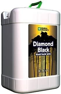 General Organics Diamond Black, 6-Gallon