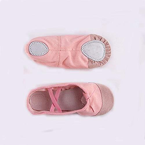 QxinjinxYJWA Zapatos de Yoga Calcetines for Usar Durante Yoga Calzado Clase (Shoe Size : Size 26)