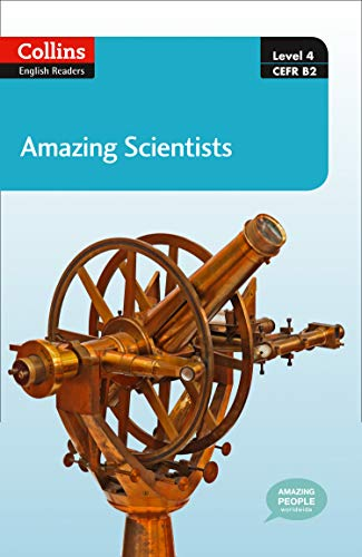Amazing Scientists (Collins English Readers)