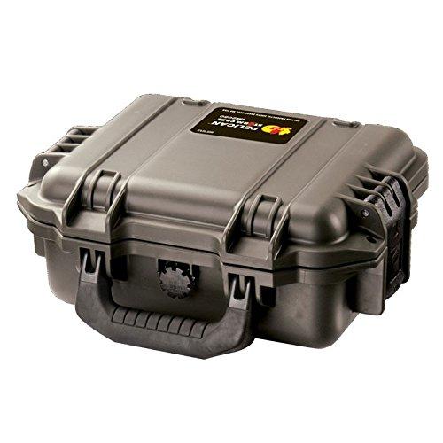 Peli-Storm IM2050 Koffer zonder schuim, zwart, Met schuim, zwart