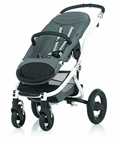 Britax Kinderwagen affinity Basis-Modell, White, Kollektion 2014
